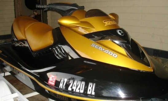 Personal Watercraft Rental In Phoenix