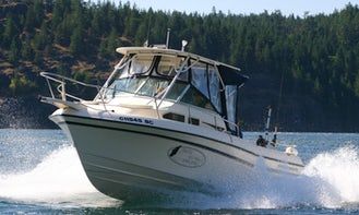 Fishing Guide Charter in Campbell River