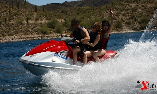 Yamaha Jet Ski Rental In Peoria, Arizona