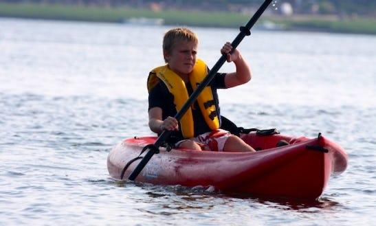 Single Kayak Rental In Salem South Carolina
