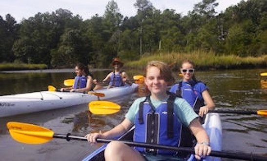 Kayak Rental In Williamsburg Virginia