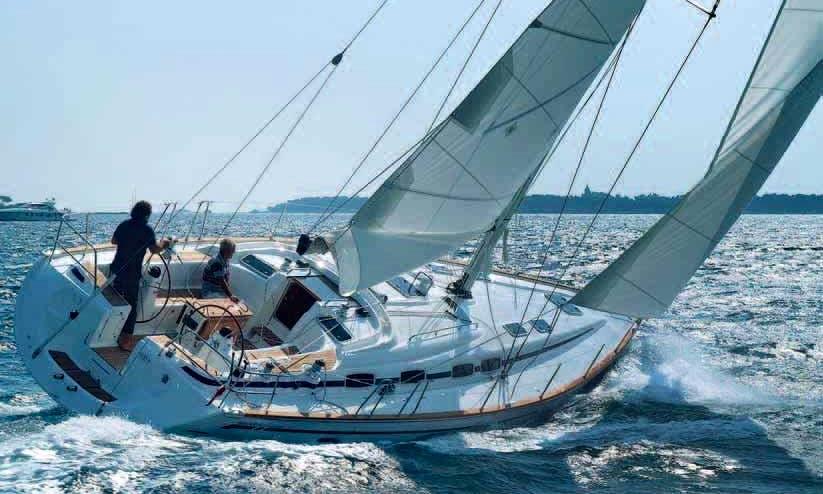 Charter Sailing Yacht Bavaria 46 cruiser (Silvanac)