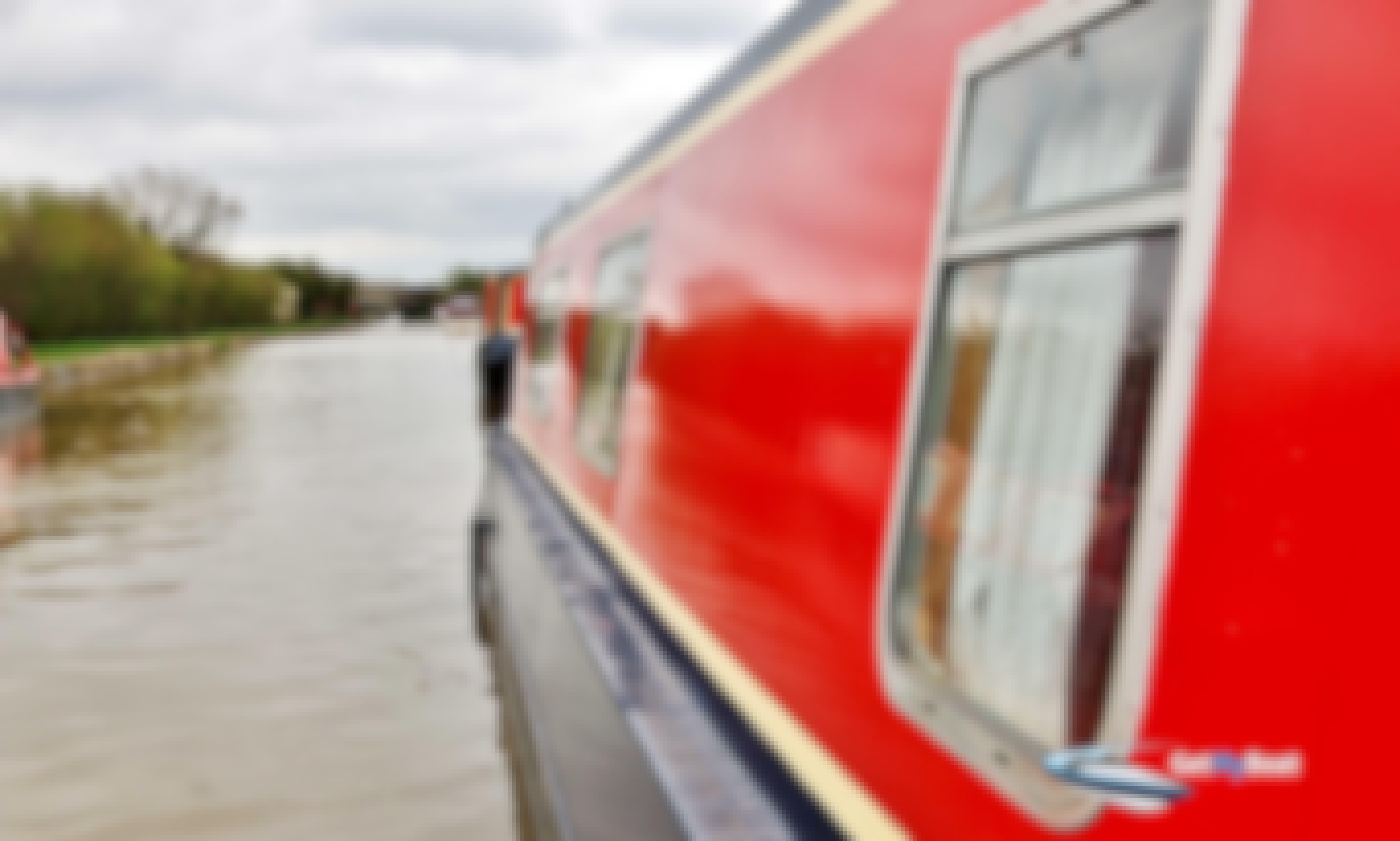 Narrowboat Casanova 4 Berth 45 ft