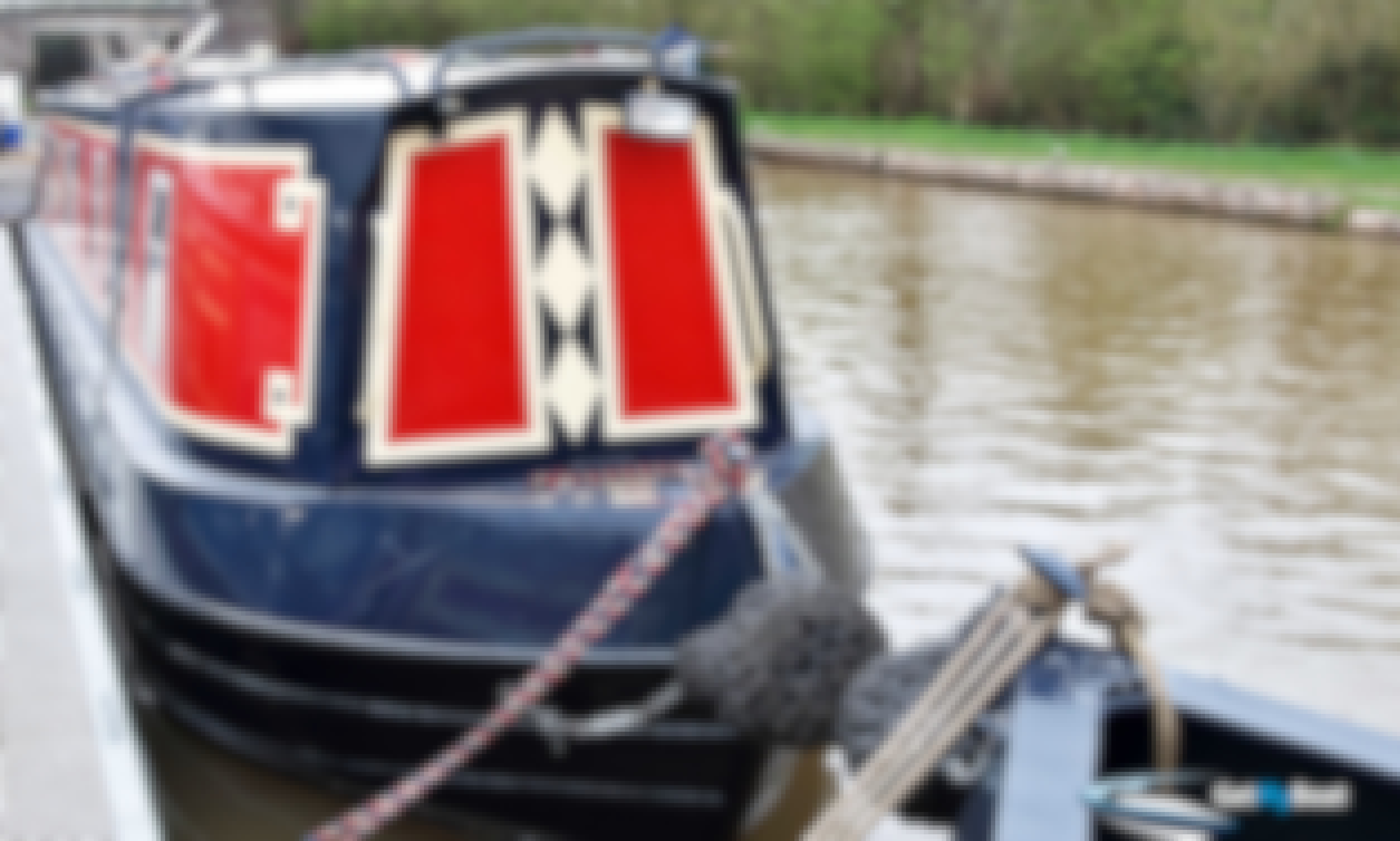 Hire Narrowboat Lady Isobelle from Nantwich