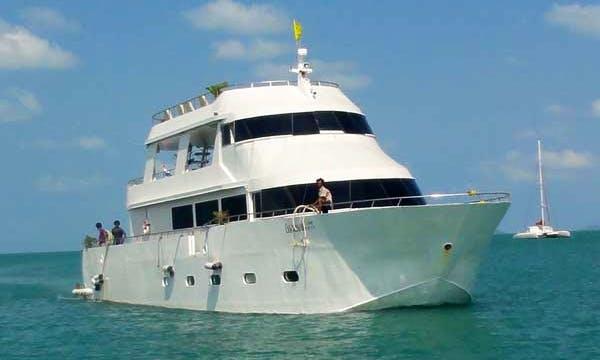 Yacht Charters in Ko Samui, Thailand