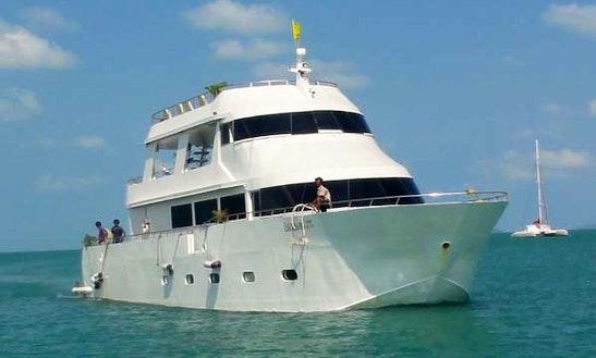 Yacht Charters In Ko Samui