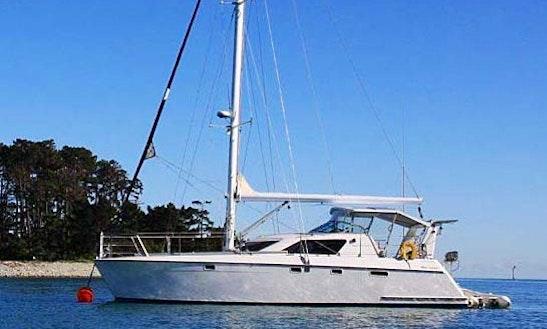 Aqua Vitae Exclusive Luxury Catamaran Charters