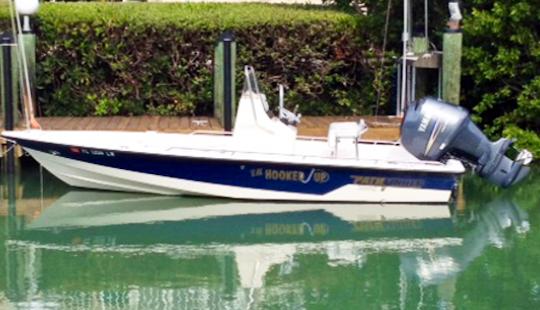 Fishing Charter On 24' Pathfinder In Marathon, Florida