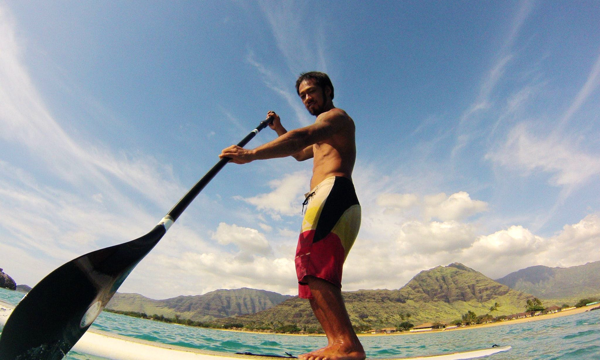 Full-day Stand-up Paddleboard Rental in Honolulu, Hawaii