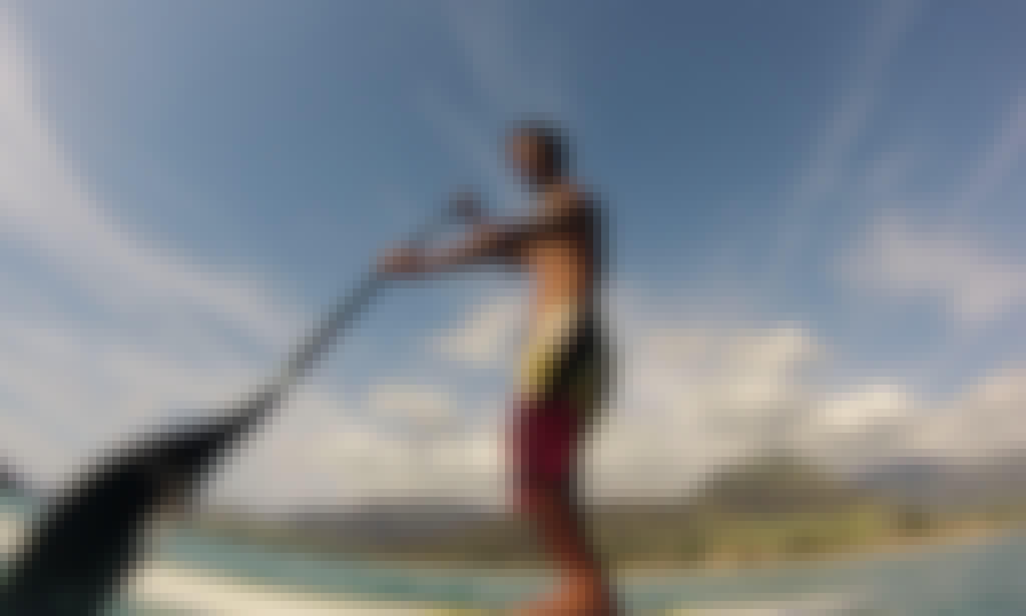 Full-day Stand-up Paddleboard Rental in Honolulu, Hawaii