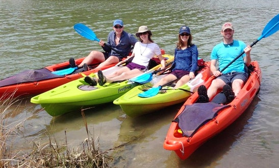Kayak Rental In Easton, Maryland