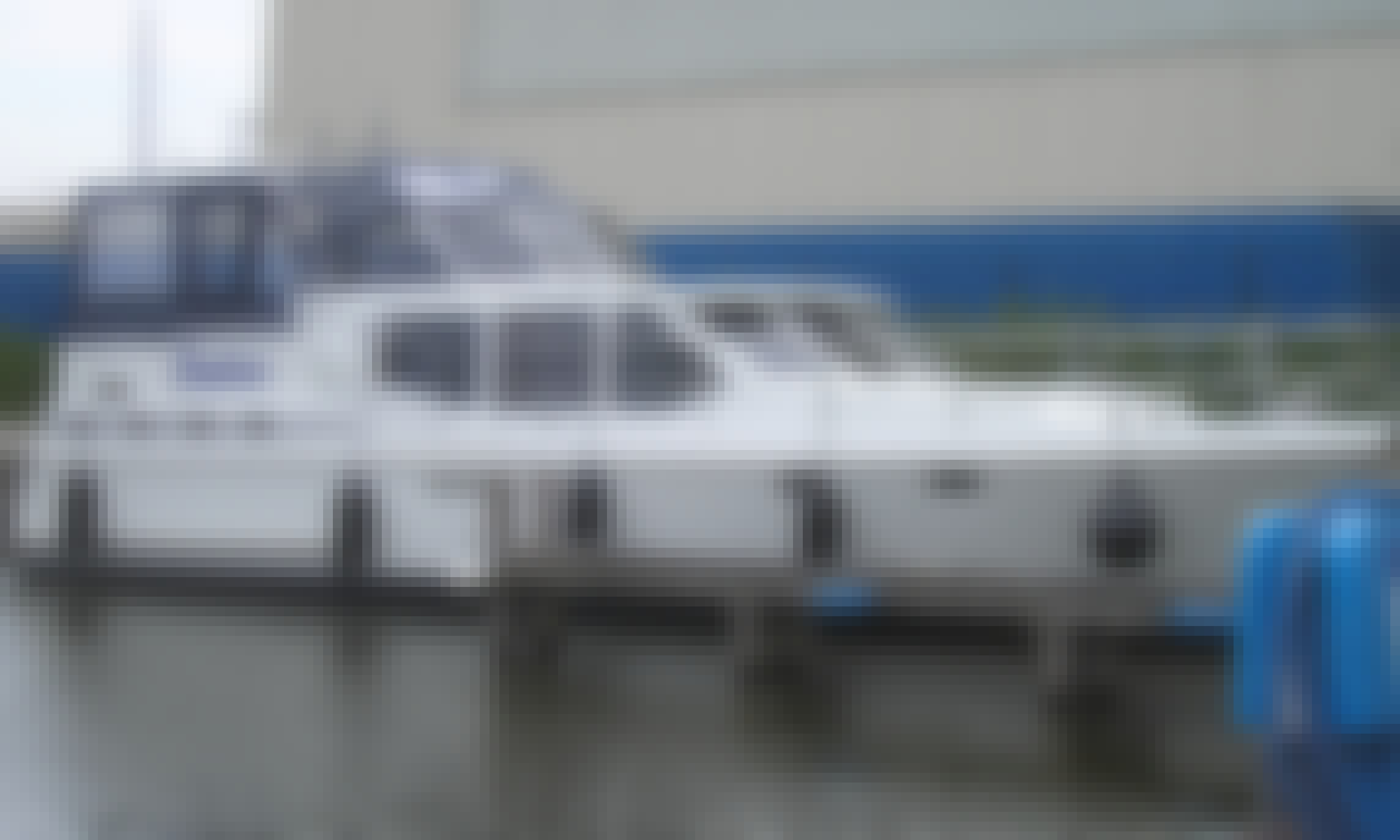 Explore the waters of Friesland, Netherlands on a Motor Yacht Charter