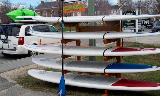 Paddleboard Rental In New London