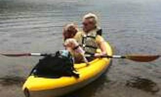 Kayak For Rent In Killington