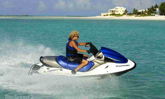 Kawasaki Jet Ski Rental In Ocean City, Maryland For Up To 3 People