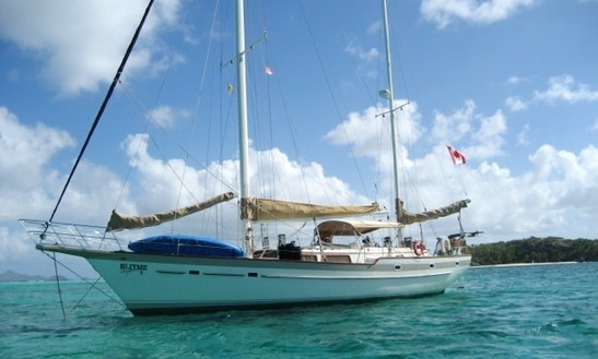 52' Sailing Yacht Charter In Christiansted
