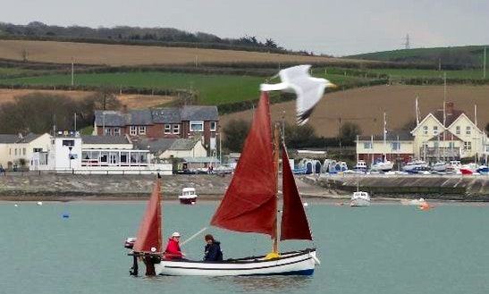 Traditional Style Ford's Lugger Rental In Appledore