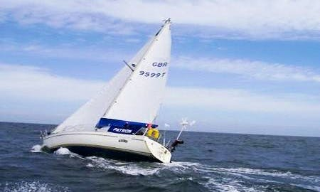 Skippered Sailing Yacht Rental in Appledore, United Kingdom