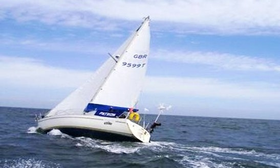 Skippered Sailing Yacht Rental In Appledore
