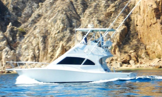 33' Sport Fisherman In Cabo San Lucas, Mexico