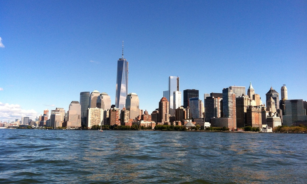 Manhattan Skyline on a Sailboat!-6
