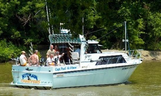 Fishing Charters In Eastlake Ohio