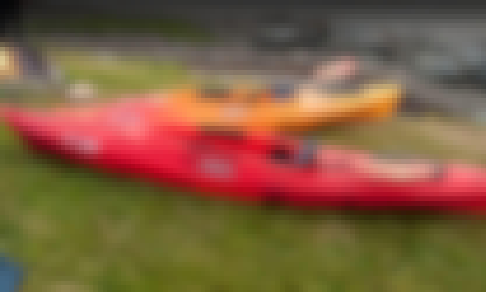 Single and Tandem Kayak Rental in Safety Harbor, Florida