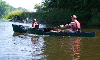 Rent a Canoe in Montgomery Center, Vermont