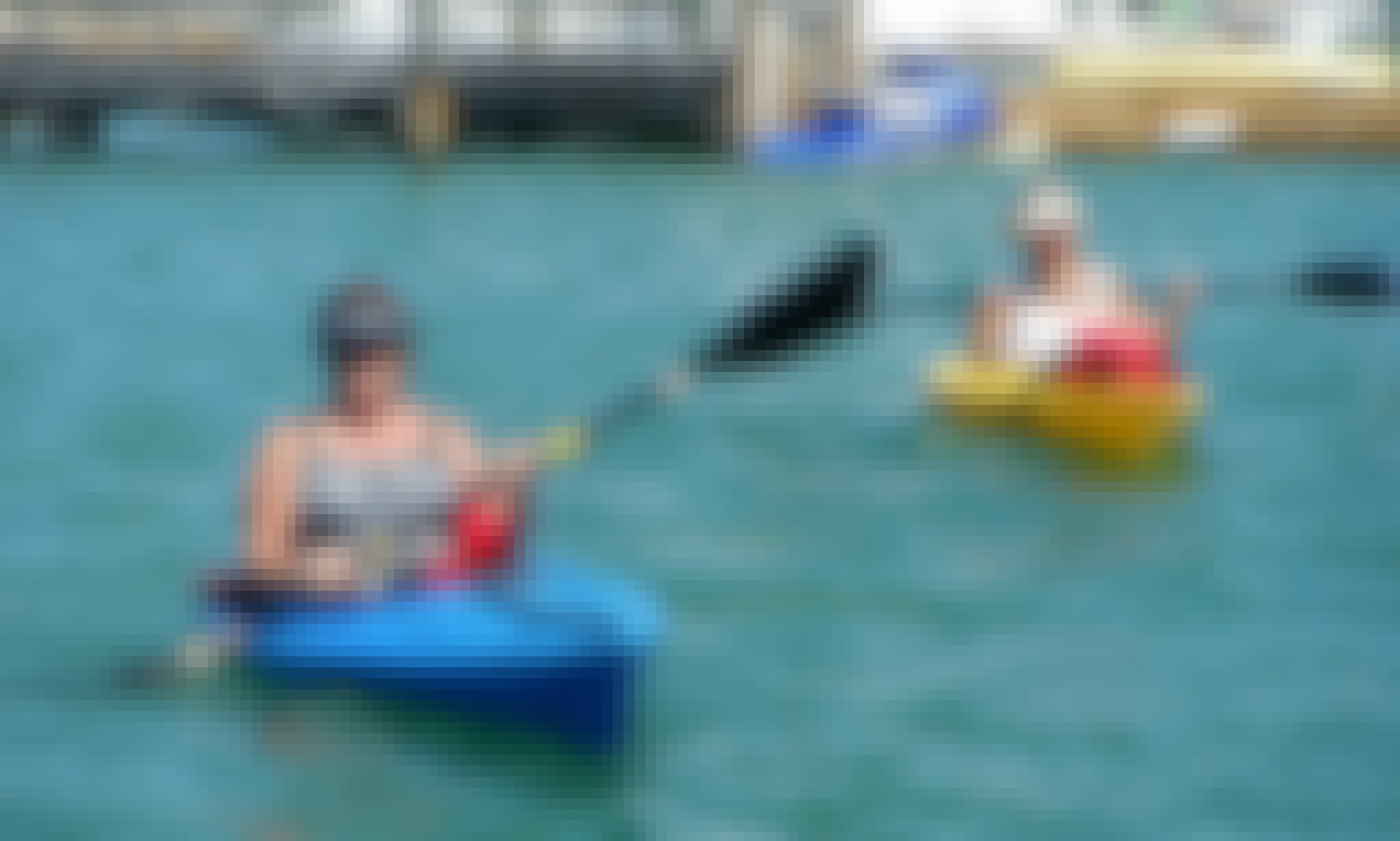 Reserve a Tandem Kayak in Clearwater, Florida