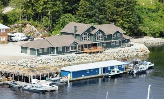 Shearwater Fishing Lodge - Passenger Boat Rental in Bella Bella