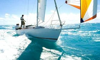 Enjoy a 35' Sloop J/105 Sailing Charter in San Diego, California