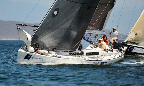 52' 'hula Girl' Sailing Sloop Charter In San Diego