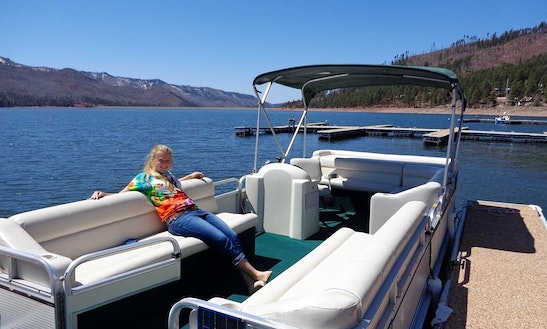 Enjoy The 30' Exclusive Pontoon On Mcphee Reservoir In Dolores, Colorado