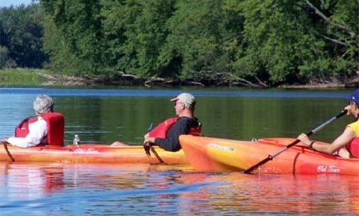 Kayak Rental in Montgomery, Vermont