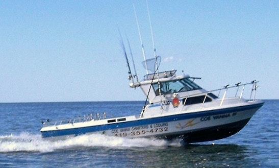 Sport Fisherman Rental In Oak Harbor