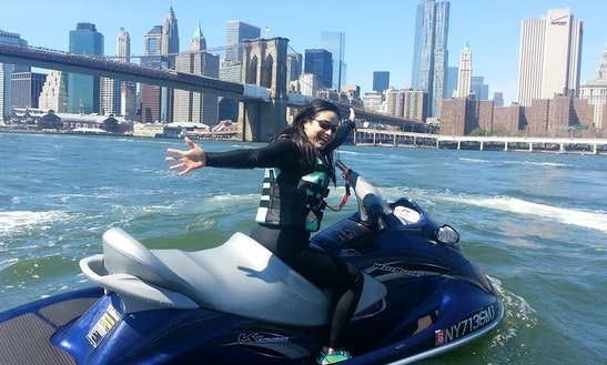 Rent 10' Yamaha Waverunner Jet Ski In New York, New York