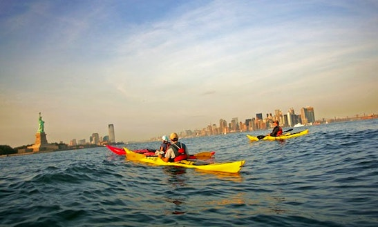 Tandem Kayak Rental In New York