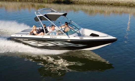 Supreme Wake Boat Rental On Lake Koocanusa