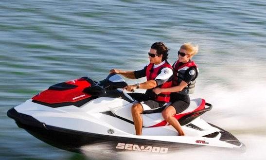 Lake Koocanusa Sea Doo Jet Ski Rental