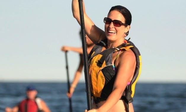 Kayak & Stand Up Paddle Rental in Marblehead