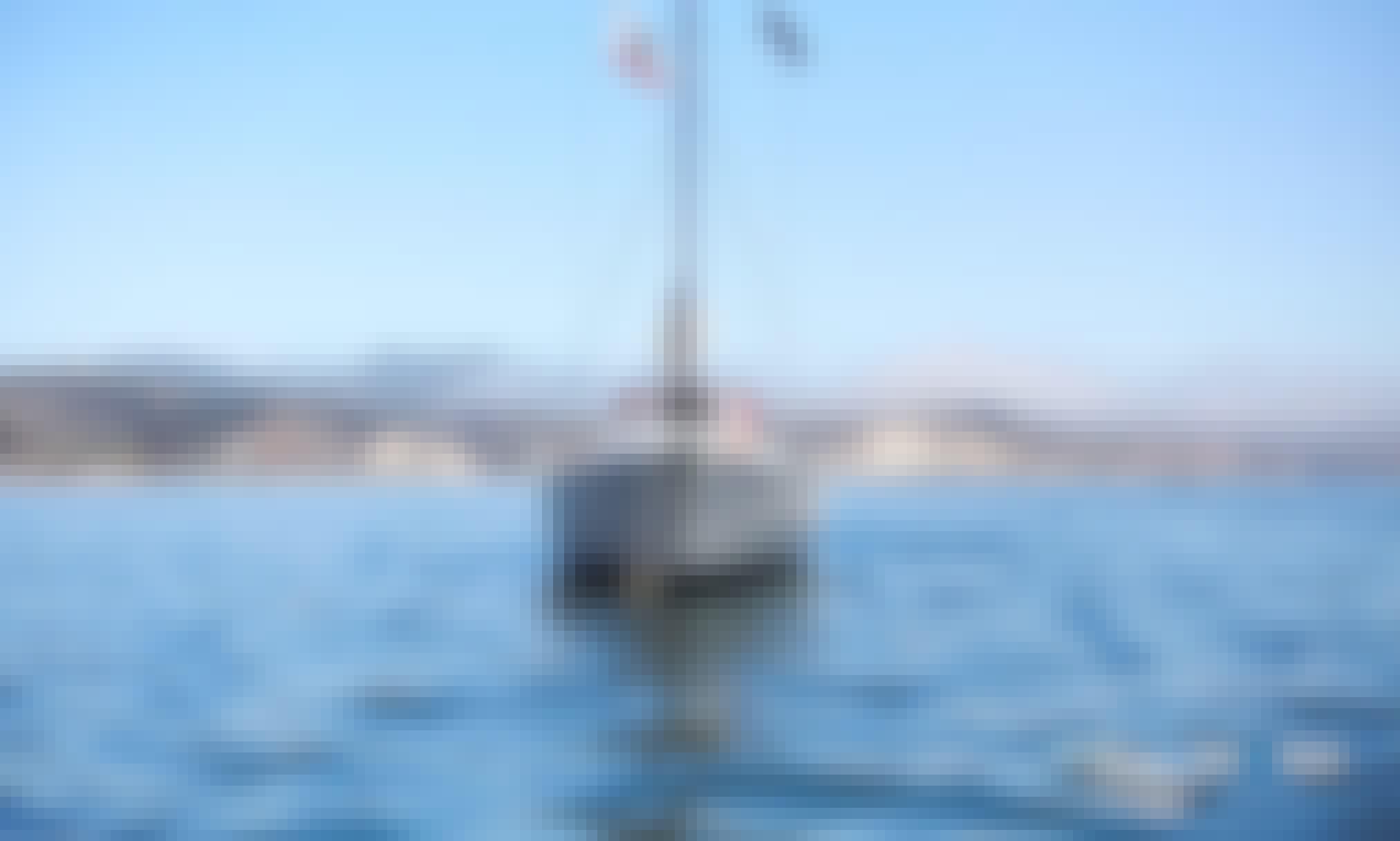 44' Sailboat Charter in Los Osos
