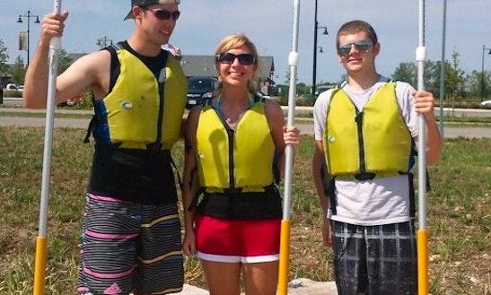 Paddleboard Rental In Crystal Lake