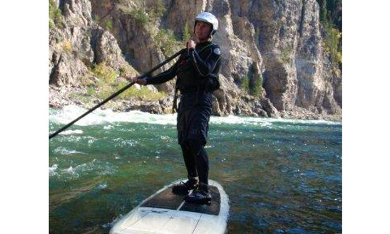 Stand Up Paddleboard Rentals In Jackson, Wyoming