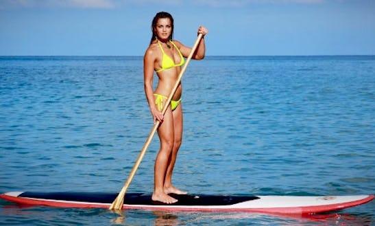 Paddleboard Rental In Waikaloa, Hawaii