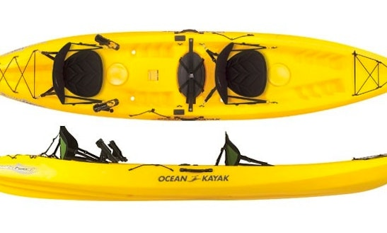 Fishing Kayak Rental In Old Lyme, Connecticut
