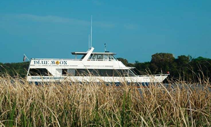 Passenger Boat Rental in Chattanooga