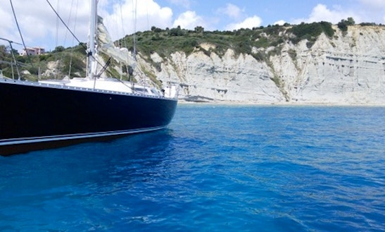 Cruising Monohull Rental In Argostoli