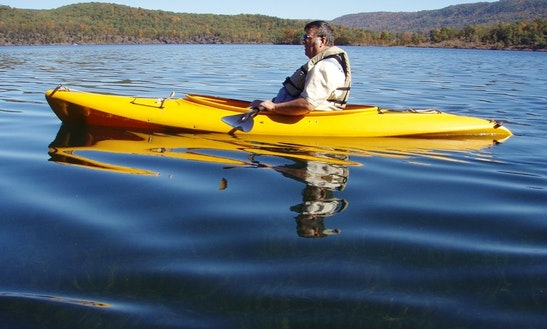 1 Or 2 Person Kayak Rental In Moneta