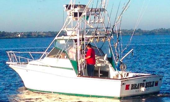 Sport Fisherman Charter In Port St Joe, Florida