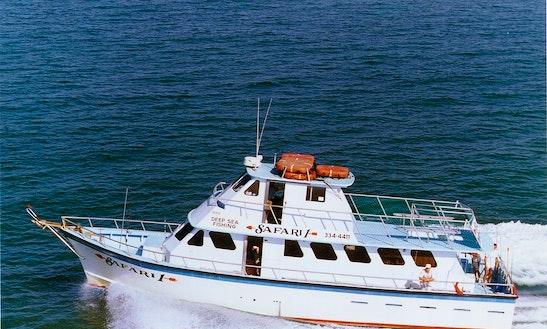 60' Head Boat Charter In Stuart, Florida